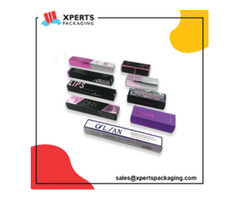 Get Custom Lip balm Packaging Boxes at wholesale rates