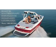 Boat & Watercraft Insurance Company Louisiana