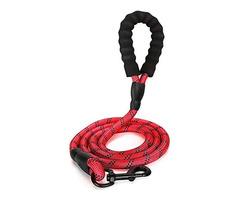 Beneli Heavy Duty Dog Leash (150 cm) in Red