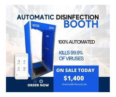 Best Automatic Disinfection Machine-In Stock