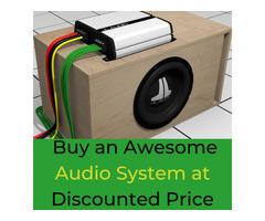 Now Feel Your Music On Top Home Audio Systems | Salt Lake City