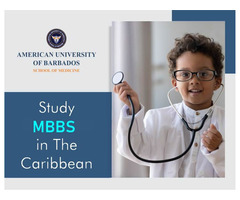 Study MBBS in The Caribbean with Low Cost Fee