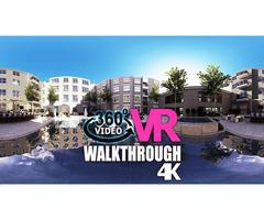 360 Degree Walkthrough Animation, Virtual Tour by virtual reality studio - Houston, Texas