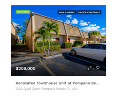 Real Estate in South Florida   Home & Properties For Sale - True Oak Realty