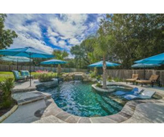 Pool Builder The Woodlands