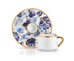 Sufi Turkish Coffee Cup Set 6