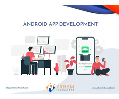 Hire Android App Development Services Provider Company in USA