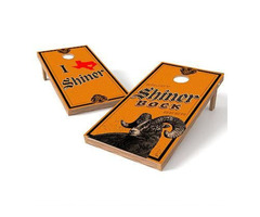 Save $50 Off Regulation Cornhole Boards! Limited Offer Only!