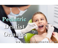 Pediatric Dentist Orlando Are Highly Experienced in Treating Children