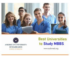 Best University to Study MBBS in Abroad