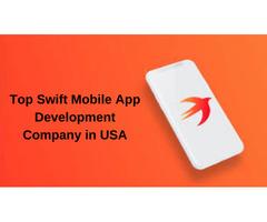Top-Notch Swift iOS App Development Company in USA