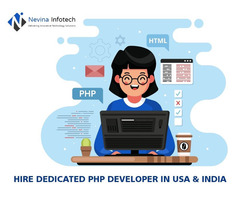 Hire dedicated PHP developer in USA