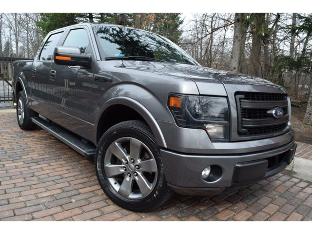 2013 Ford F 150 Fx2 Edition Cars Butler New Jersey