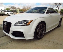 2012 Audi TT RS Coupe 2.5T AWD