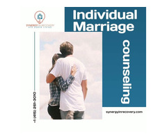 Individual marriage counseling