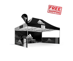 13x20 Logo Tent |Free Shipping | Extreme Canopy