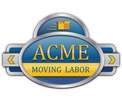 Acme Moving Labor - Sammamish, WA