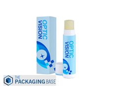 Printed Lip Balm Packaging Boxes with Free Shipping