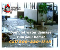Professional Insurance Claim for Water Damage New York | free-classifieds-usa.com