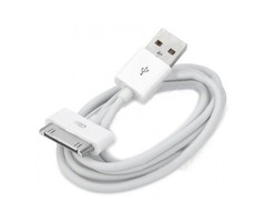 IPAD 30-PIN TO USB CABLE & WALL CHARGER BUNDLE (ORIGINAL)