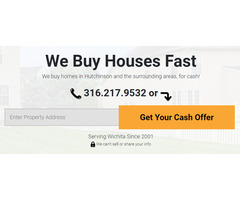 We Buy Houses Fast Hutchinson