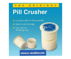 Best Pill Crusher Products, Tablet Crusher - Ezswallow USA