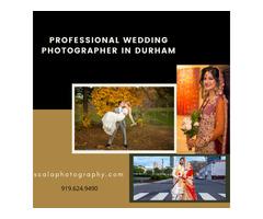 Professional Wedding Photographer Durham | Scala Photography