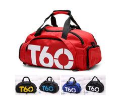 17L Sports Gym Backpack Fitness Outdoor Camping Travel Shoulder Bag Handbag Shoe Bag