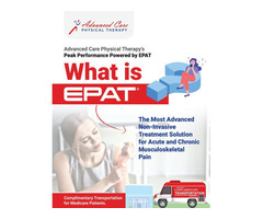 Recommended EPAT Therapy for Acute Injuries in NJ
