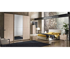 Buy Salton Contemporary Bedroom Set in Natural