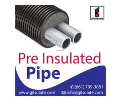 Pre-Insulated Pipe