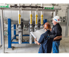 Process Utility Systems | Process Systems - Barnummech USA