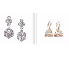 Diamond wedding jewellery