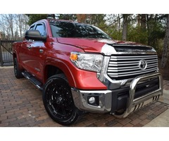 2014 Toyota Tundra LIMITED-EDITION
