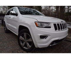 2015 Jeep Grand Cherokee 4WD OVERLAND-EDITION