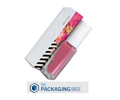 Get Printed Custom Nail Polish Boxes Wholesale At ThePackagingBase