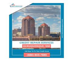 Fast Credit Repair Service in Albuquerque, NM