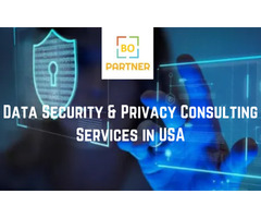 Get best & Reliable Data Security Consulting Services in USA