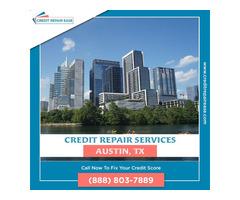 Improve your credit score in Austin