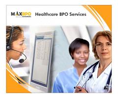 Best Healthcare BPO Services from MaxBPO