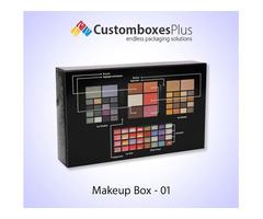 Advanced Custom Makeup Boxes Wholesale for your shop's counters