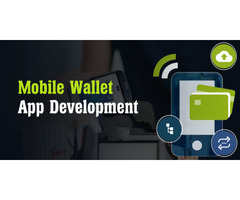 Custom Mobile e-Wallet App Development Company in USA