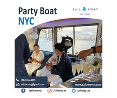 Party Boat NYC