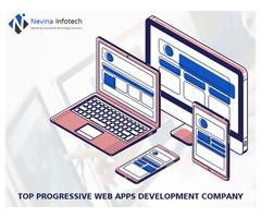 Top progressive web app development company