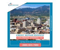 Top Credit Repair Companies Colorado Springs, CO