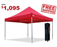 13x13 Canopy From $1,095 and Free Shipping At Extreme Canopy