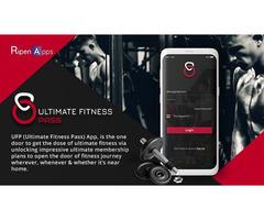 Fitness Apps Development Company