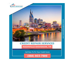 Credit Report Repair in Nashville-Davidson