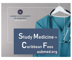 Fees For Study Medicine in The Caribbean
