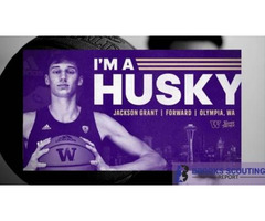 Washington State Prospect | Brooks Sports | Basketball Rankers